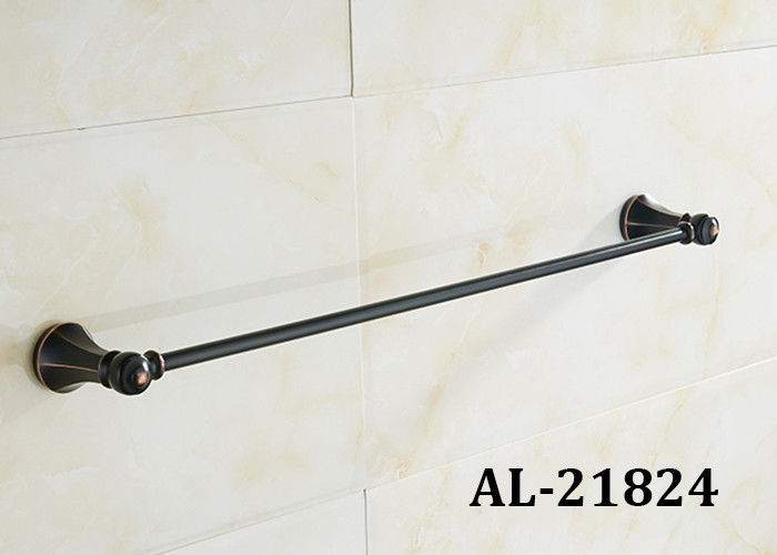 Chrome Finished Elegant Bathroom Sets , Elegant Bathroom Accessories Fashionable Style